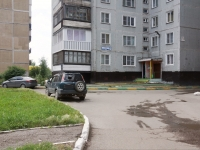 Novokuznetsk, st Zorge, house 4. Apartment house