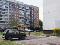 Новокузнецк, улица Зорге, дом 8. многоквартирный дом