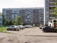 Новокузнецк, улица Зорге, дом 10. многоквартирный дом