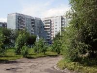 Новокузнецк, улица Зорге, дом 14. многоквартирный дом