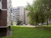 Новокузнецк, улица 40 лет Победы, дом 1. многоквартирный дом