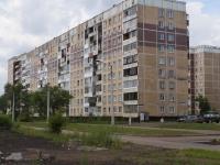 Новокузнецк, улица 40 лет Победы, дом 3. многоквартирный дом