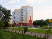 Новокузнецк, улица 40 лет Победы, дом 4. многоквартирный дом