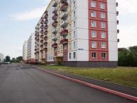 Новокузнецк, улица 40 лет Победы, дом 8. многоквартирный дом