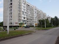 Новокузнецк, улица 40 лет Победы, дом 11. многоквартирный дом