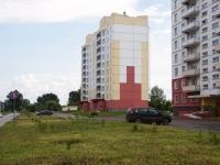 Новокузнецк, улица 40 лет Победы, дом 12. многоквартирный дом