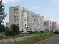 Новокузнецк, улица 40 лет Победы, дом 13. многоквартирный дом