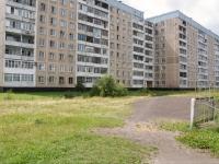 Новокузнецк, улица 40 лет Победы, дом 21. многоквартирный дом
