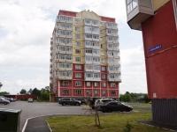 Новокузнецк, улица Братьев Сизых, дом 3. многоквартирный дом