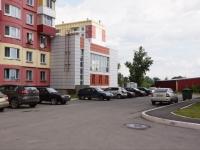 Новокузнецк, улица Братьев Сизых, дом 4А. офисное здание