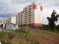 Новокузнецк, улица Братьев Сизых, дом 4Б. многоквартирный дом