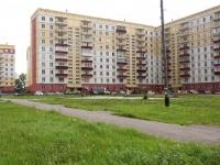 Новокузнецк, улица Братьев Сизых, дом 4. многоквартирный дом