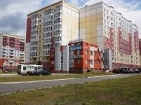 Новокузнецк, улица Братьев Сизых, дом 5. многоквартирный дом