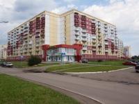 Новокузнецк, улица Братьев Сизых, дом 7. многоквартирный дом