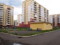 Новокузнецк, улица Братьев Сизых, дом 8. многоквартирный дом