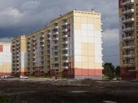 Новокузнецк, улица Братьев Сизых, дом 10А. многоквартирный дом