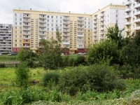 Новокузнецк, улица Братьев Сизых, дом 11. многоквартирный дом