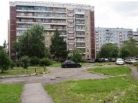 Новокузнецк, улица Шолохова, дом 1. многоквартирный дом