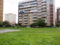Новокузнецк, улица Шолохова, дом 3. многоквартирный дом