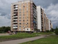 Новокузнецк, улица Шолохова, дом 5. многоквартирный дом
