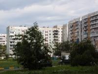 Новокузнецк, улица Шолохова, дом 9. многоквартирный дом