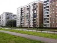 Новокузнецк, улица Шолохова, дом 15. многоквартирный дом