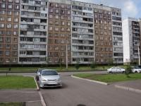 Новокузнецк, улица Шолохова, дом 17. многоквартирный дом