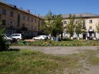 Novokuznetsk, st Pushkin, house 17. Apartment house
