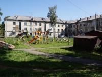 Novokuznetsk, st Pushkin, house 18. Apartment house