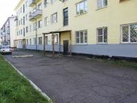 Novokuznetsk,  , house 5. Apartment house