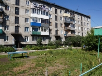 Novokuznetsk,  , house 11. Apartment house