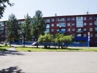 Novokuznetsk,  , house 24. Apartment house