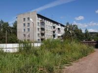 Новокузнецк, улица Юбилейная, дом 3. многоквартирный дом