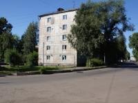 Новокузнецк, улица Юбилейная, дом 33. многоквартирный дом