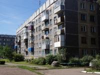 Новокузнецк, улица Дузенко, дом 5А. многоквартирный дом