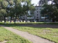 Новокузнецк, улица Дузенко, дом 12. многоквартирный дом