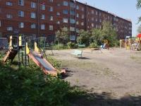 Новокузнецк, улица Дузенко, дом 18. многоквартирный дом