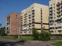 Новокузнецк, улица Дузенко, дом 21А. многоквартирный дом