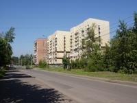 Новокузнецк, улица Дузенко, дом 21Б. многоквартирный дом