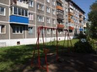 Новокузнецк, улица Дузенко, дом 22. многоквартирный дом