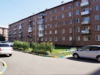 Новокузнецк, улица Дузенко, дом 25. многоквартирный дом