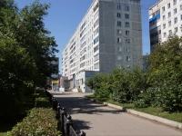 Новокузнецк, улица Пржевальского, дом 2. многоквартирный дом