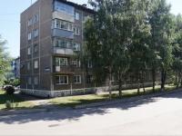 Новокузнецк, улица Пржевальского, дом 3. многоквартирный дом