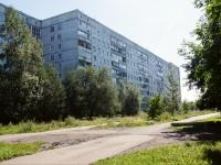 Новокузнецк, улица Пржевальского, дом 4. многоквартирный дом