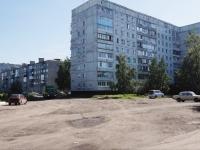 Новокузнецк, улица Пржевальского, дом 6. многоквартирный дом
