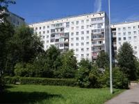 Новокузнецк, улица Пржевальского, дом 8. многоквартирный дом