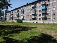 Новокузнецк, улица Пржевальского, дом 11. многоквартирный дом