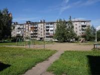 Новокузнецк, улица Пржевальского, дом 14. многоквартирный дом