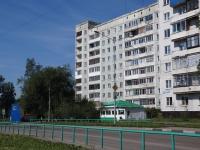 Новокузнецк, улица Радищева, дом 2. многоквартирный дом
