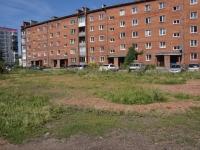 Новокузнецк, улица Радищева, дом 4. многоквартирный дом